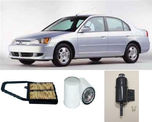 2000 honda civic fuel filter kit3529 filter kit honda civic 1.7l 2000-2006 4 door es1 ... 2006 civic fuel filter