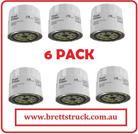 C025JX6 6 PAK PACK OIL FILTERS Z9 6 X BUY AND SAVE % C025 C025J RYCO Z9 MAX  FILTER FORD TOYOTA C-1121 6PAK FORD EXPLORER VGE4 6CYL 4 0L F100 V8 V6