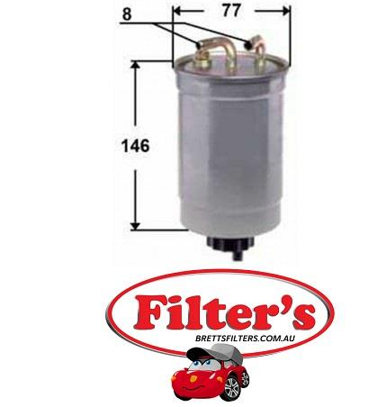 fs0055 fuel filter ford escort cabriolet fuel supply sys dec 95~jun 98 1 8  l