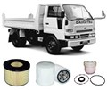 KIT5075 FILTER KIT DAIHATSU Delta 3L 3.0L 2002-on	2003 2004 2005 Diesel. V138  V158  W/- 1KD SDN Eng. Inc Turbo. Common-Rail Diesel. OIL FUEL AIR FILTER SET LIT LUBE DIAHATSU
