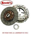 R5179NA R5179N CLUTCH KIT ISUZU JCR TURBO 14
