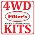 KIT9009 BRETTS FILTERS 4WD FILTER KIT RSK1 FOR TOYOTA LANDCRUSIER HZJ70 HZJ HZJ78 HDJ78 HDJ HDJ79 HDJ80 HDJ80R HZJ73 HZJ75 HZJ79 HZJ80 PZJ PZJ70 PZJ73   OIL FUEL AIR FILTERS LUBE SET KIT K-11110 RSK26