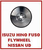 "10985.026 FLYWHEEL 15"" NISSAN UD WITH RING GEAR RINGGEAR  UD NISSAN TRUCK BUS AND CRANE  WITH NISSAN UD GEARBOX AND OR ROADRANGER BOX CWA310 CW240 CW250 1996-2002 CWA310 1996- CW240 CW250   PK240 PK250 NE6TA  PKC310  PKA250 UD NE6TA 7.4L 1995-2003"