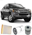 KIT2001 BRETTS FILTERS 4WD FILTER KIT FILTER KIT RSK6 HOLDEN COLORADO 3L RC 3.0L TURBO 6/2008- 4JJ1TC   4JJ1 4JJ1-TC 3L   2008- 4JJ1 OIL FUEL AIR FILTER SERVICE PACK SET  MK13257