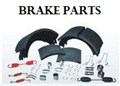 BB10 BRAKE & WHEEL BUS PARTS
