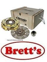 4T0247N 4T0247  CLUTCH KIT PBR Ci FOR  TOYOTA BLIZZARD LD10 CELICA RA40 CORONA RT104 RT118 RT132 RT133 CRESSIDA MX32 MX36 CROWN MS65  4Terrain Clutch Kits are a strong durable and tough clutch FREE SHIPPING* R247N R247