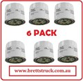 C025JX6  6 PAK PACK OIL FILTERS  Z9 6 X BUY AND SAVE %  YCO Z9 MAX FILTER FORD TOYOTA C-1121 6PAK  FORD EXPLORER   VGE4 6CYL 4.0L F100 V8 V6 01/1974-10/1996 FORD  AU SERIES 6CYL 4.0L