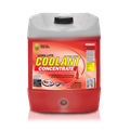 HT9010-020 20 LTR RED LONG LIFE COOLANT CONCENTRATE HITEC OIL 20L  Benefits of using Hi-Tec Long Life Red  in most OEM diesel  petrol engines allowing one coolant to be inventoried.  The product lasts up to 3 times as long