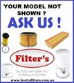 KIT63ZZ FILTER KIT TO SUIT YOUR MODEL SMART CAR OIL AIR BY-PASS FUEL LUBE SERVICE KIT