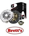 R1014N R1014 CLUTCH KIT PBR Ci Holden Rodeo KB29 KB49 2.3 Ltr  4ZD1  01/88-12/93  Includes 4WD CLUTCH INDUSTRIES CLUTCH KIT FREE SHIPPING*  GMK-6809 GMK6809
