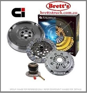 DMF2275N-CSC DMF2275N   CLUTCH KIT PBR Ci HOLDEN VECTRA  ZC 08/2002-2007 2.2L 2.2 Ltr  5 Speed Z22SE    CLUTCH INDUSTRIES CLUTCH KIT FREE SHIPPING*  Includes Clutch Kit + OEM Style Dual Mass Flywheel  R2275 R2275N R2275N-CSC DMF2275