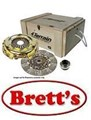 4T2600N 4T2600   CLUTCH KIT PBR Ci  ISUZU  D-MAX DMAX  HOLDEN COLORADO  3.0 LTR  3L 3.0L VCDi  4JJ1-TC  10/2008- 2008  4Terrain Clutch Kits are a strong durable and tough clutch FREE SHIPPING* GMK-8561HD  GMK8561  R2600 R2600N