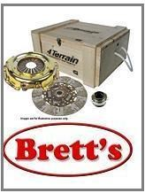 4T0096N  R0096 R96N CLUTCH KIT PBR Ci FOR 1977 to 1991: COASTER petrol RB20, 2.4 Ltr,4Terrain Clutch Kits are a strong durable and tough clutch FREE SHIPPING* R96 R96N R0096 R0096N  4T0096 4T96N 4T96