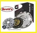DMR2346N DMR2346 CLUTCH KIT PBR Ci PBR AUDI A3 1.9L 1.9 Ltr TDI VOLKSWAGEN CADDY 1.9 Ltr GOLF JETTA PASSAT Suits Sachs F/WHEEL ONLY CLUTCH   DUAL MASS TO SOLID FLYWHEEL CONVERSION  R2346 R2346N