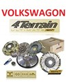 VOLKSWAGON 4 TERRAIN HEAVY DUTY CLUTCH KITS