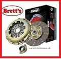 RPM0321N RPM321  ORGANIC LEVEL 1 CLUTCH KIT RPM HOLDEN NOVA LE & FOR TOYOTA CERA, COROLLA A Series PASEO, STARLET & TERCEL CLUTCH INDUSTRIES  a stronger more capable clutch  upgraded FREE SHIPPING* R321 R0321 R321N R0321N