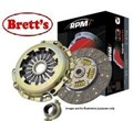 R1113NHD RPM1113N  RPM1113  CLUTCH KIT RPM PBR Ci  FOR Toyota Landcruiser HZJ80 4.2 Ltr 1HZ 4.2L Diesel 05/1990-1998  RPM Clutch systems are a stronger more capable clutch  upgraded from standard specifications FREE SHIPPING*  R1113 R1113N MR1113 MR1113M