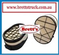A23033 AIR FILTER MITSUBISHI FUSO GREAT 0M457 OM457 FS52S FV54S FP54S 2012- AIR120  FILTERS   WA5298 3A4626