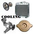 FTR 1992-1996 COOLING ISUZU TRUCK PARTS