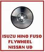 "10985.306 FLYWHEEL 15"" MITSUBISHI 2003- FM FM65 FM67 FM65F FM67F  WITH RING GEAR RINGEAR FLY WHEEL ENGINE FM67F       6M60-1AT1    7.5L    2003-08 FM65F FM67F  FIGHTER 10.0-            6M60-3AT2    7.5L    2008- FN61F FN62F FN63F FN64F 08- ME300837"