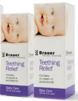 Brauer Teething Relief