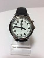 SALE! ILA Talking Time and Date Watch Mens/Large