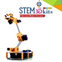 3D Printing STEM Kits - Robot Arm