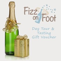 Walk and Wine Tour Gift Voucher (WEEK DAY)