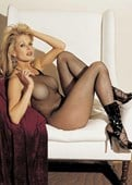 Black Fishnet Body Stocking (Clearance)