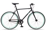 Progear Fixie Urban Bike | Charcoal Black