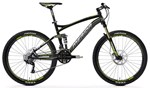 2013 Merida One-Twenty 500 - Dual Suspension Mountainbike