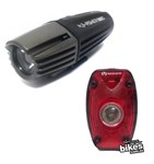 LIGHT PACK - Moon X-Power 500S + MOON DEFENDER USB Rechargeable Lightset