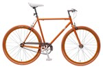 Progear Fixie Urban Bike | Neon Orange