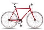 Progear Fixie Urban Bike | Neon Red