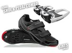 Shimano R065 + R540 | Road Shoe & Pedal Combo