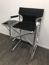 Folding Makeup Chair