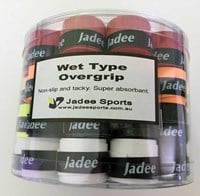 Wet Type Overgrip - 60 pc Tub