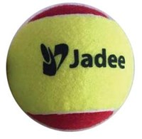 Jadee ITF Approved Stage 3 Red Tennis Ball