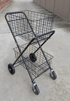 Coaching Trolley - Double Basket