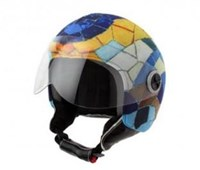 Motorcycle Helmet Cover - Jet Style