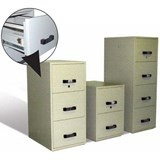 Multifile  - UL  2 Drawer 2 Hour Fire Resistant Filing Cabinet