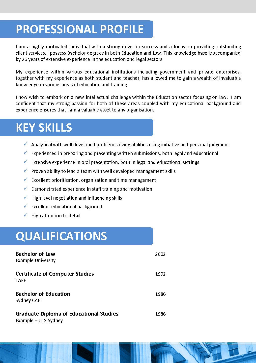 professional resume writers qld how to write a resume