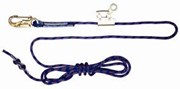 ROPELN004 : SPANSET Fall arrest line, 5 metres with H1 snap hook one end and RF1 rope adjuster (3108-0x5)
