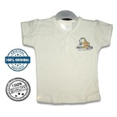 Garfield® Original Top With Front buttons - Baby Boys & Girls Clothes
