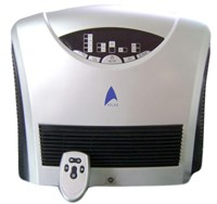 Ozonator Dual Hepa Active Carbon Air Purifier UVC Lamp with Remote model D