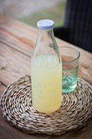 100% Homemade Glass Bottle
