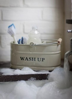 Wash Up box