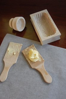 Butter Molds and Pats