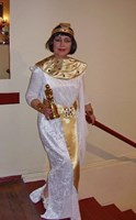 Cleopatra Egyptian Queen or Princess of the Nile