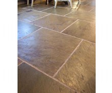 x Sand Riven Slate Tile Sample